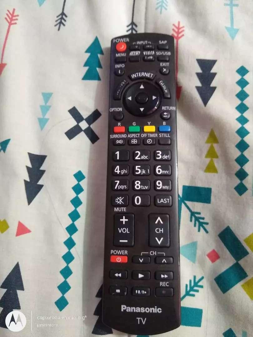 Control tv Panasonic