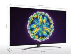 "Smart tv 65"" UHD 4K Ai thinQ"