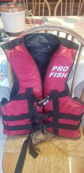 Chaleco salvavida niño PRO FISH