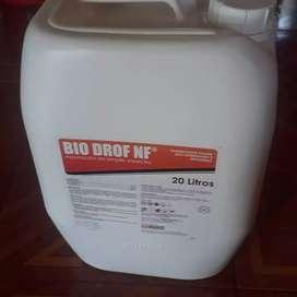 Vio DROF SANATIZANTE y DESIFECTANTE Biodegradable