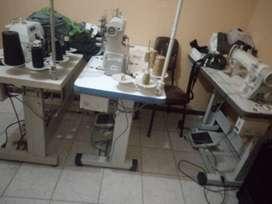 Busco empleo de costurera para trabajar desde casa  dispongo de las máquinas recta overlook y recubridora