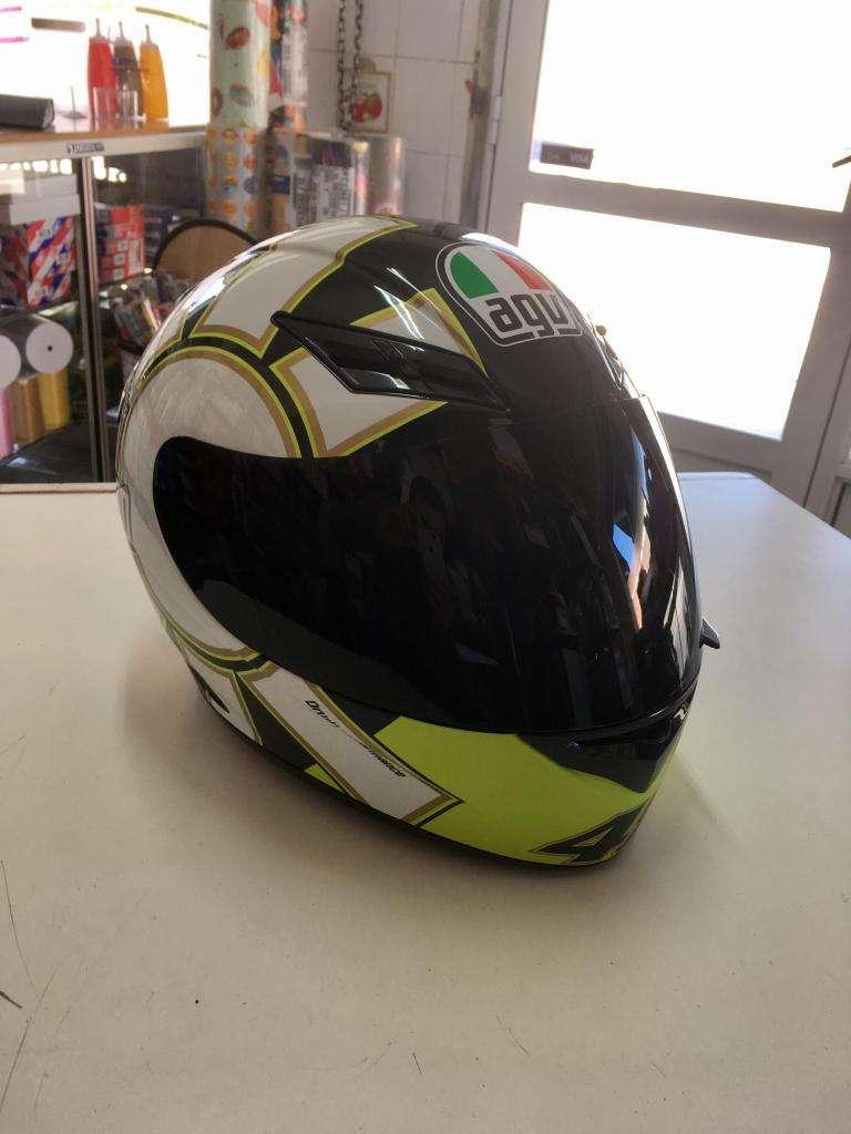 Casco Nuevo Agv Valentino Rossi 0
