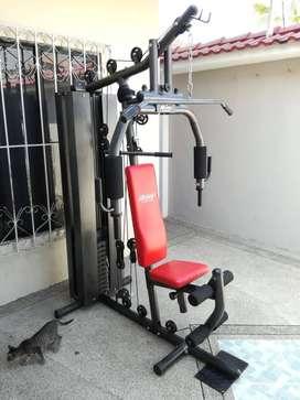 Máquina para hacer ejercicio