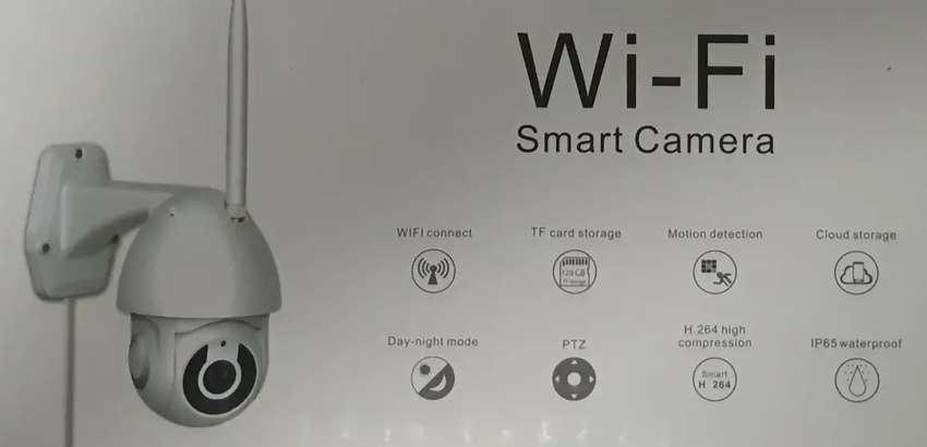 WiFi 2Mp Ptz Camara 0