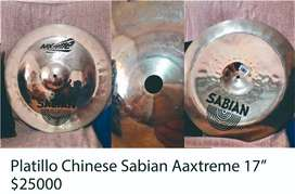 China Sabian  Aaxtreme 17