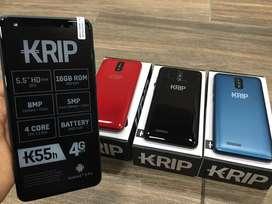 CELULAR SMARTPHONE KRIP K55H
