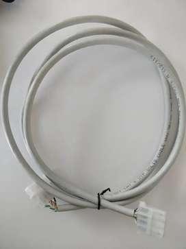 Vendo cable molex macho a hembra