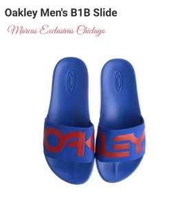 Sandalias oakley originales talla USA 10 Modelo Exclusivo Lacoste Tommy Hilfiger Guess para hombre y mujeres