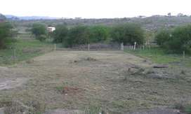 Vendo Terreno Cercado Y Limpio en Tanti