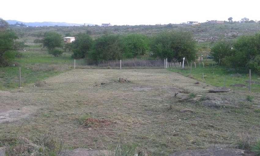 Vendo Terreno Cercado Y Limpio en Tanti 0