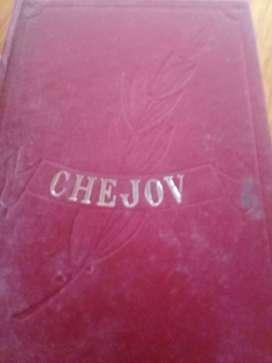 Obras inmortales de Chejov