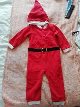 Pijama Bebe Santa Claus
