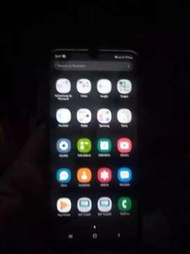 Vendo celular  Samsung a30