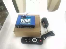 Receptor Bluetooth USB radio FM