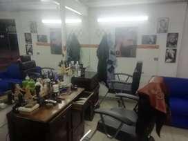 Montaje para peluqueria