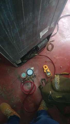 Servicio técnico en refrigeración industrial areglos de neveras nevécones