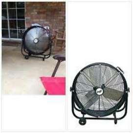 Ventilador Industrial de Piso Aire