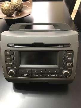 Radio Original Kia Sportage R