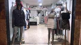 Vendo almacén de ropa para dama y caballero
