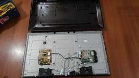 Vendo tarjetas Televisor Lg 49 pulgadas modelo 49UK6200PDA