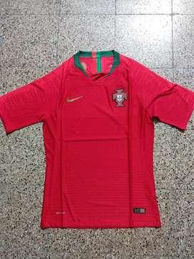 Camiseta Portugal Match 2018