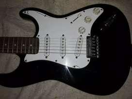 Guitarra eléctrica nueva sin funda recien calibrada aprovecha!!la