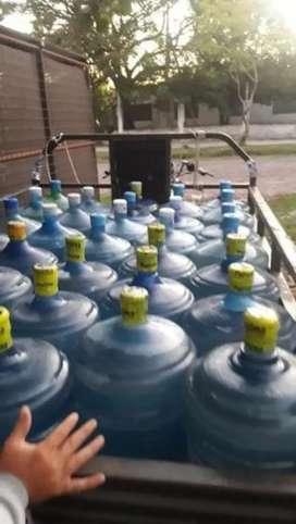 Aguas Purrisima  20 lts