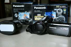 Vendo videocamara Panasonic tm900