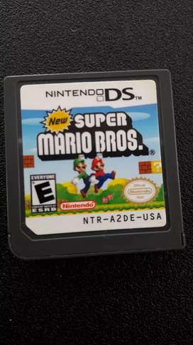 New super mario ds