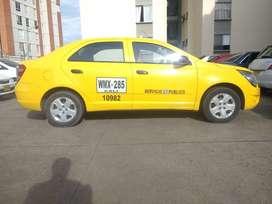 Vendo taxi barato en cali