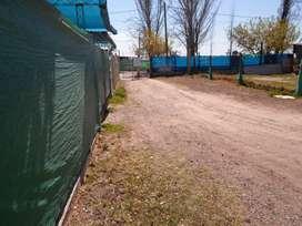 ALQUILO 2 terrenos solos p/emprendimiento comercial sobre ruta 60 casi terrada lujan de cuyo uno de 12x6 y otro de 14x7