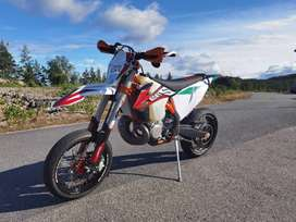 KTM Exc 300tpi six days
