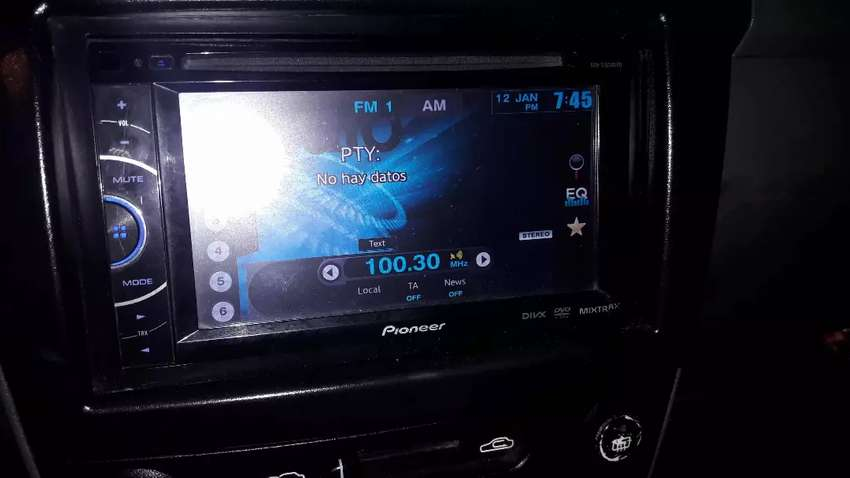 Radio pioneer avh x1650DVD 0