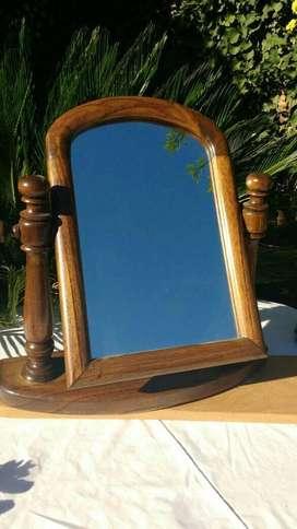 Espejo móvil de mesa