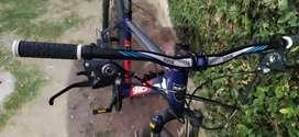 Bicicleta mtb Sars 0km