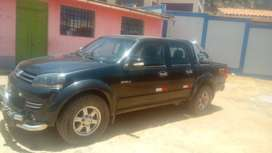 SE VENDE CAMIONETA GREAT WALL 4x4 PICK UP