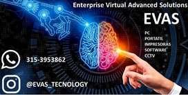 Servicio técnico especializado para computadores y portatiles