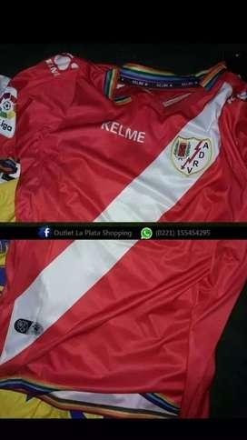 Camiseta Rayo vallecano