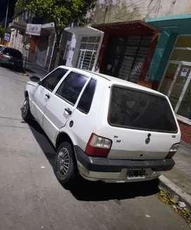 Vendo Fiat uno 5 puertas