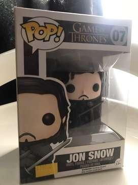 Funko Pop - Jon Snow - Juego de Tronos - Game of thrones