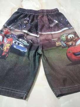 Pantalón nene cars