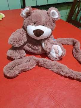 Arnes seguridad para bebé. Mochila. ANIMAL PLANET