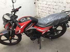 Moto Adcanve 0km