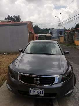 Honda accord 2009 sistema d gas lp