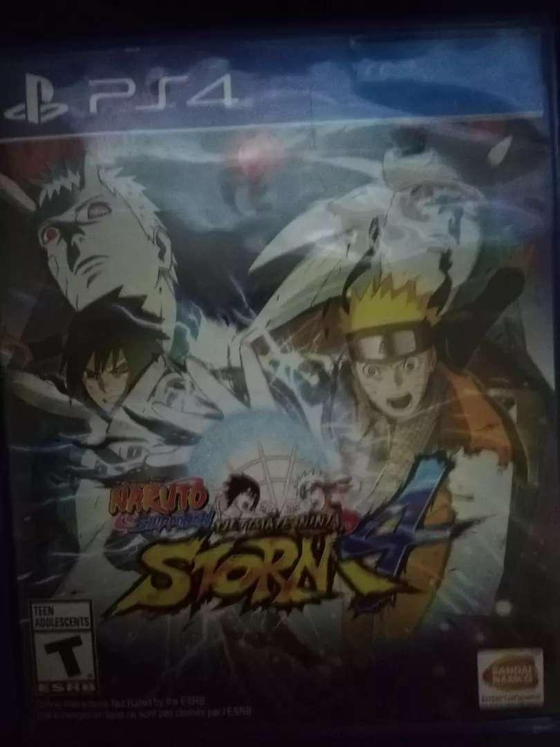 Naruto ultimate ninja storm 4 0