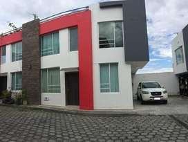 Linda casa de arriendo en Ibarra