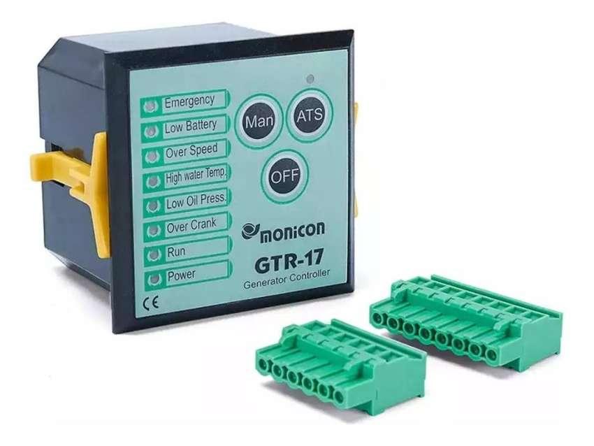 Controlador ATS - MONICON GTR-17 Para transferencias Automáticas