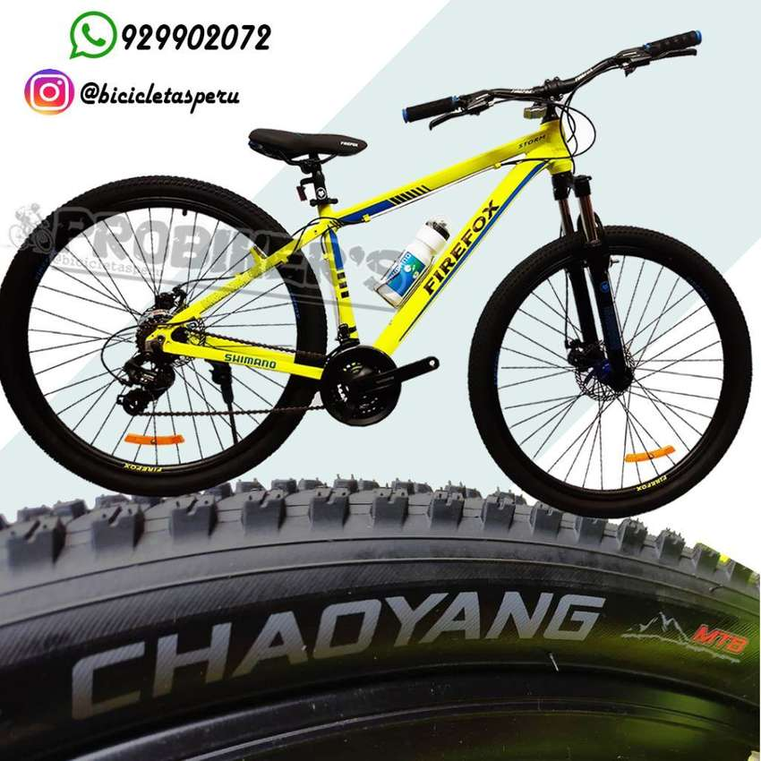 Bicicleta Aluminio Todo Shimano Aro29 0