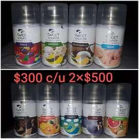 Perfumes y más en stock