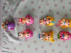 Muñecas Piny Pon